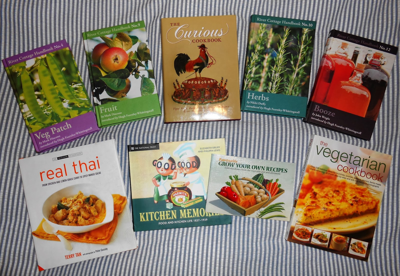 8 RuthRandom RecipeNew Year, New BookSpring pasta