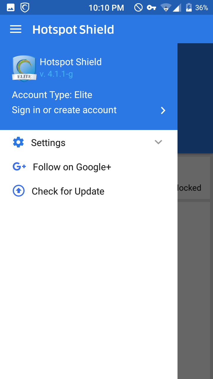 how to get hotspot shield to work