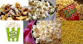 Popcorn zenék