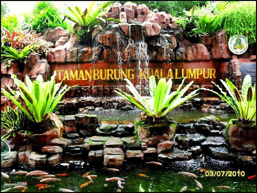 Taman Burung Kuala Lumpur (Kuala Lumpur Bird Park)