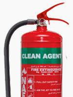 Tabung Pemadam Clean Agent (Halon Free)
