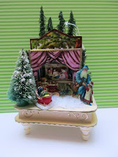 als Weihnachts-Theater