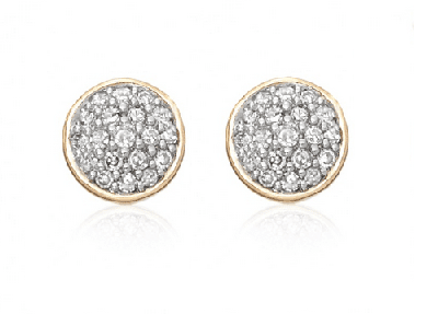 Astley Clarke Diamond Pave Studs Icon Jewellery Every Woman should own