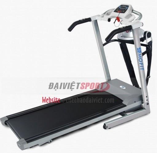 Máy tập chạy bộ giảm cân hiệu quả