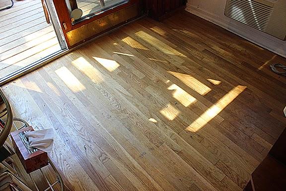 Sandless Hardwood Floor Refinishing NYC