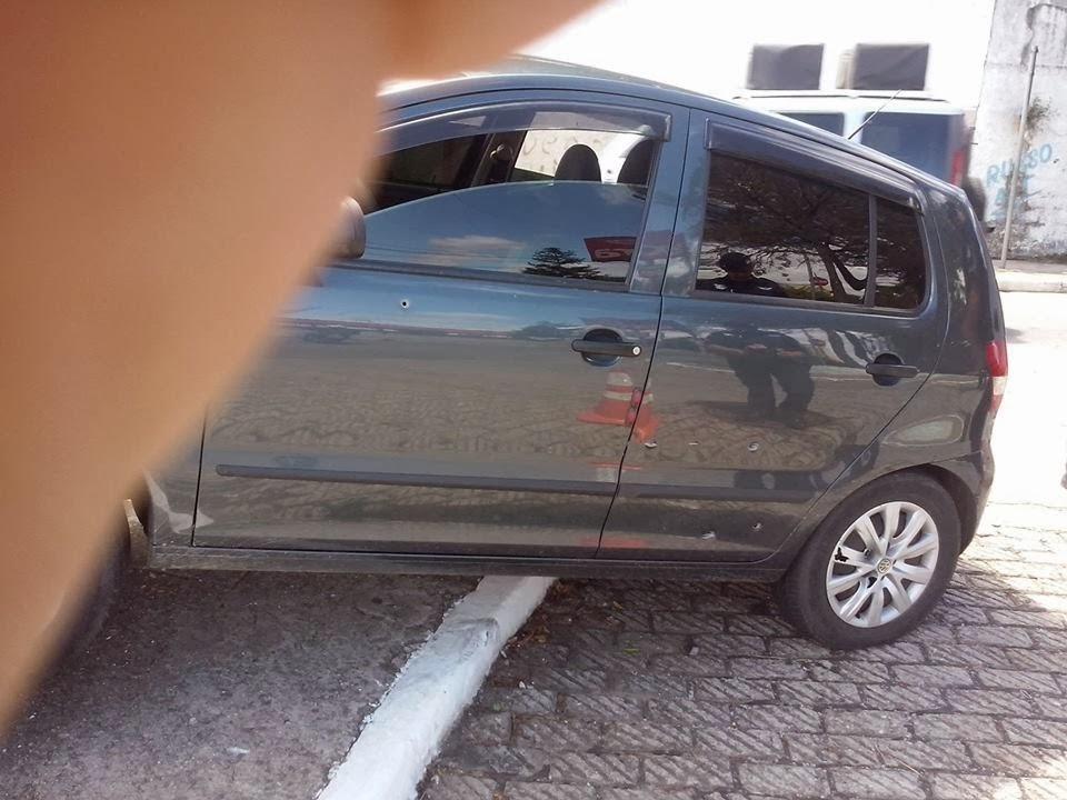 Marginais trocam tiros com GCMs da equipe GOTE de Guarulhos