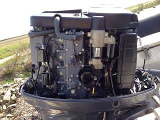 Ebay scam hunter yamaha outboard engine 4 stroke 115 hp for Yamaha 115 outboard 2 stroke