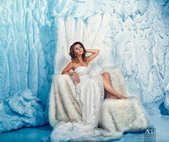 фотограф снежная королева