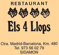 Restaurant els 4 llops