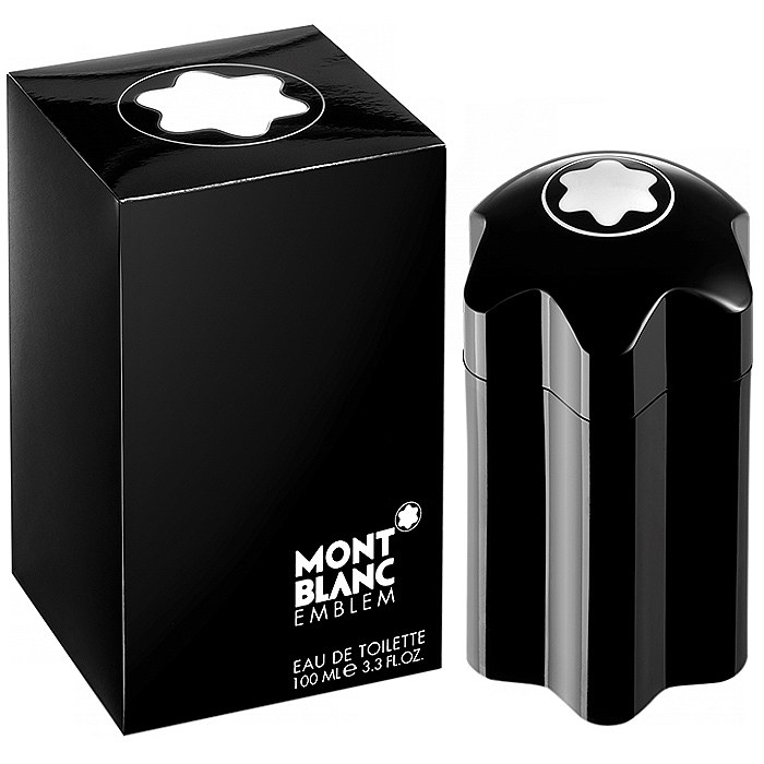new mont blanc emblem edt for men perfume full size retail packaging shopping heaven dot net. Black Bedroom Furniture Sets. Home Design Ideas