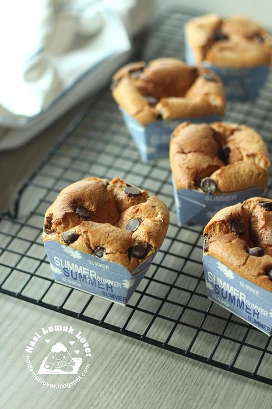 Milo & Chocolate Chips Cupcakes ??????????