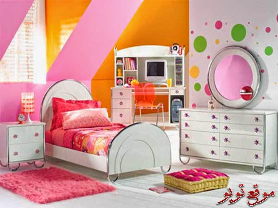 ديكور غرفة بنات تصاميم غرف بنات اطفال Rooms Girls Children