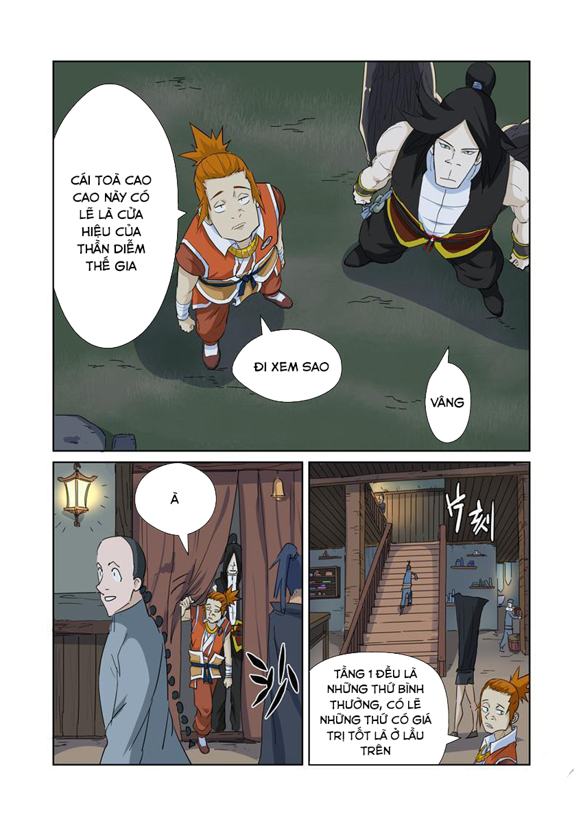 Tales of Demons and Gods chap 165 Trang 6 - p0sixspwn.com
