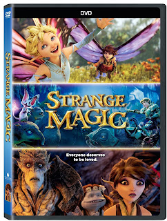 Strange Magic, free activities, printable sheets, free, for kids