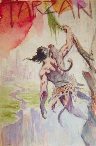 Roughing It: Frank Frazetta