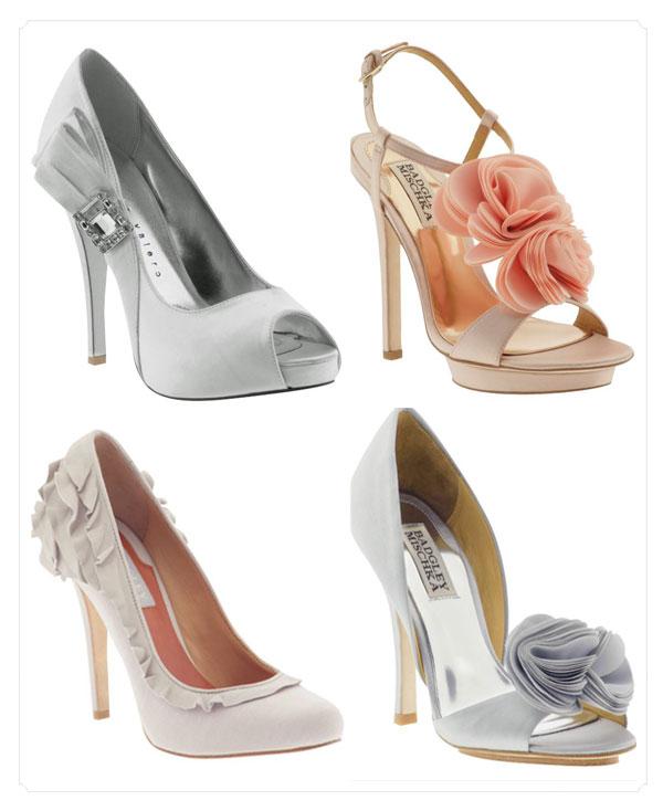 bridal shoes 2011 bridal makeup