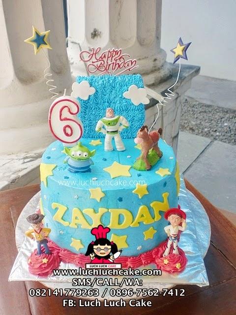 Toy Story Birthday Tart Daerah Surabaya - Sidoarjo