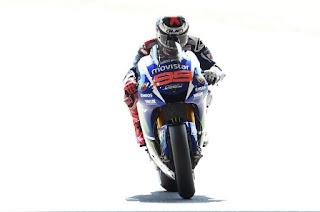 MotoGP Motegi 2015: Lorenzo Tercepat Latihan Bebas FP4, Rossi Kedua