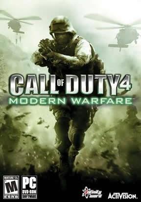 Call Of Duty 4 Modern Warfare Full indir