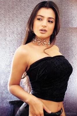 Bollywood Actress Ameesha Patel Latest Wallpaper