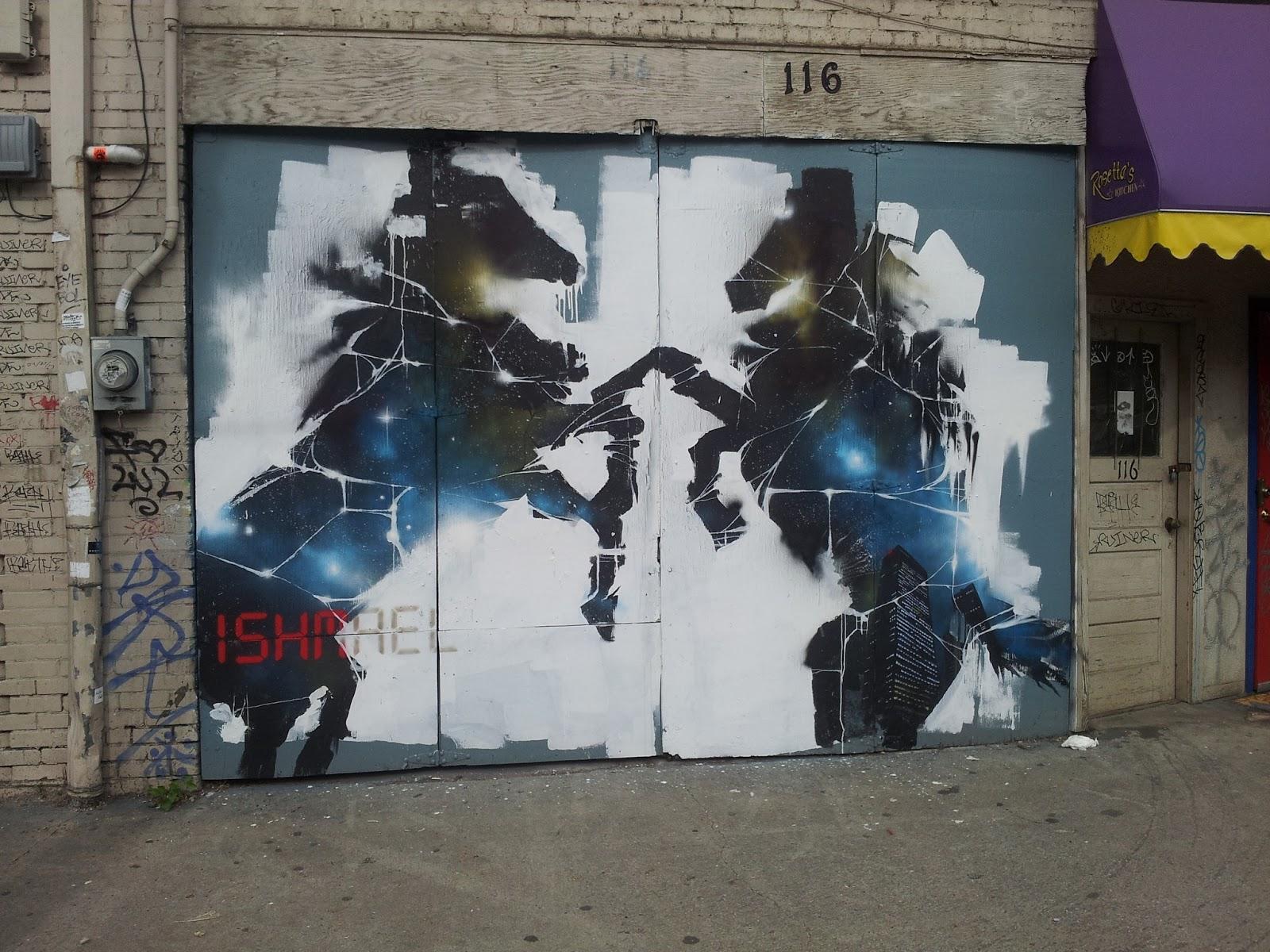 Ishmael Inspired Art And Graffiti Asheville Rosetta S