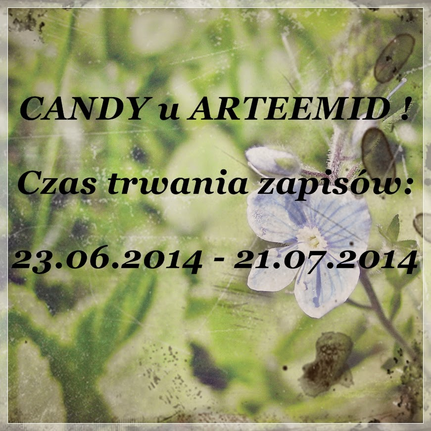 Candy do 21 lipca