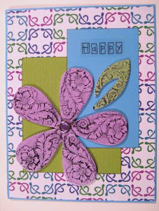 stamped chipboard