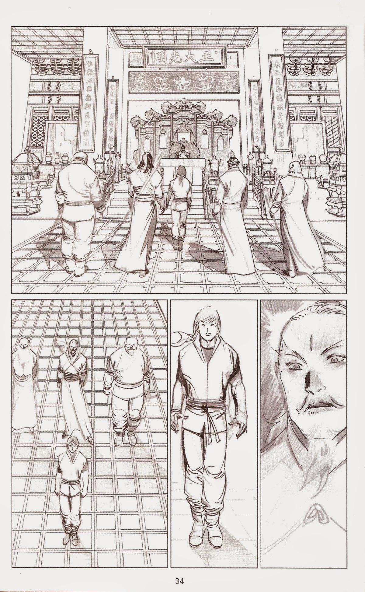 Phong Vân chap 675 - Trang 32