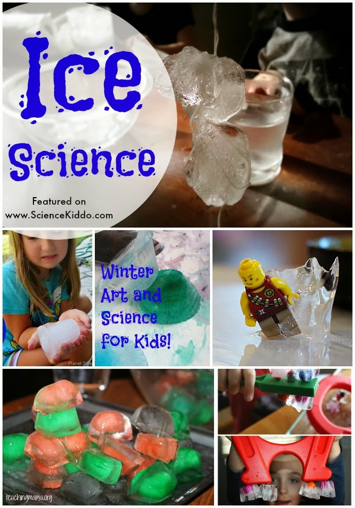 Science With Ice | Unique Hands-On Play