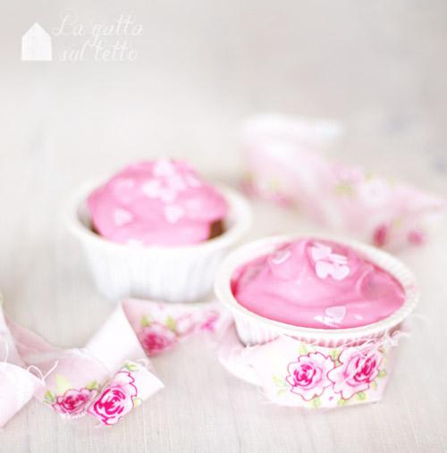 cupcakes chocolate pimento