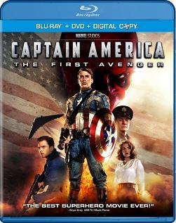 Filme Capitão América : O Primeiro Vingador   Dual Áudio   BluRay 720p