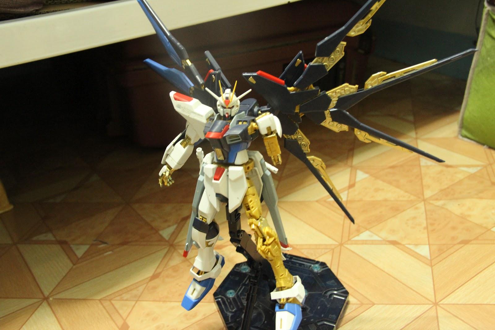 Gunpla Madness!! ^__^: Half Inner-Frame of MG 1/100 Strike Freedom ...