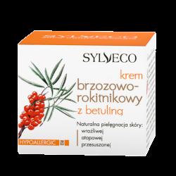 Sylveco Krem brzozowo-rokitnikowy z betuliną oraz przypomnienie o rozdaniu