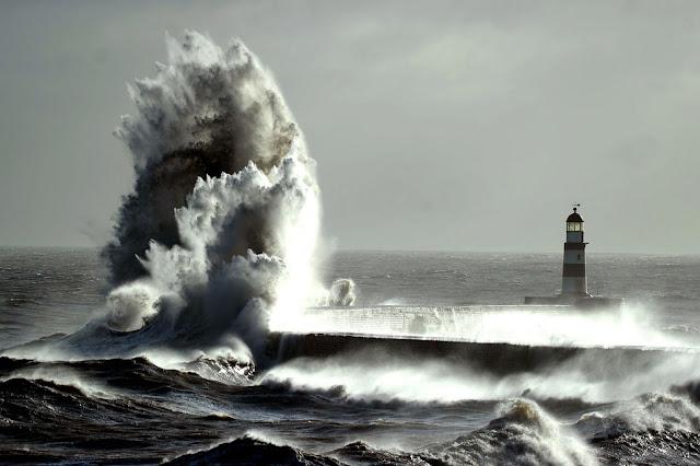 Massive Waves in Britain