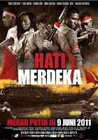 Download Hati Merdeka (2011) VCDRip