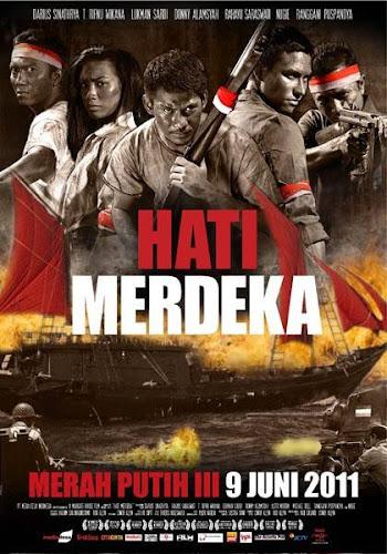 Hati Merdeka / Merah Putih III (2011) DVDRip