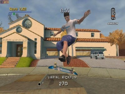 Tony Hawk's Pro Skater 3 Ps2 Iso Juegos Para PlayStation 2