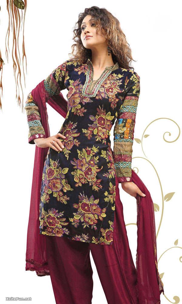 Girls Salwar Kameez Designs Girls Salwar Kameez Designs 1