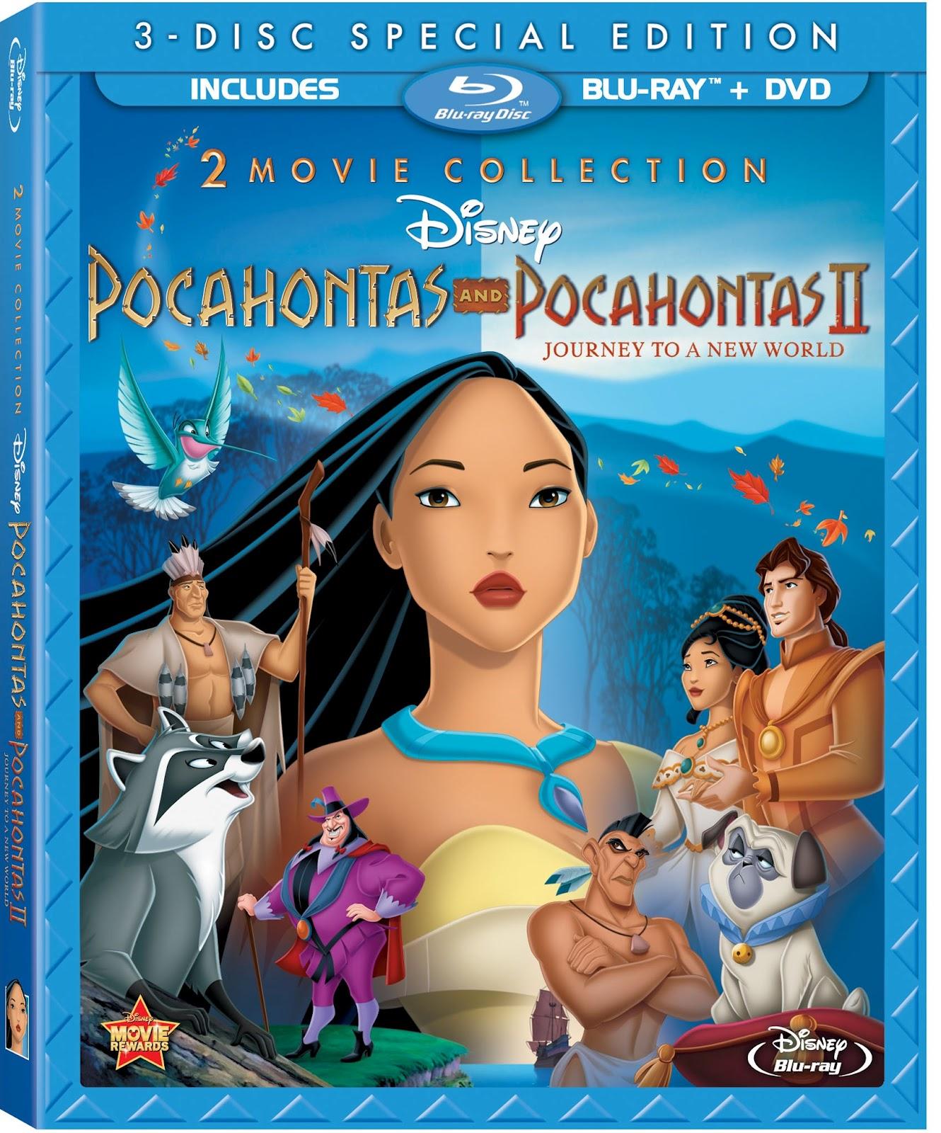 Pocahontas 2 Movie