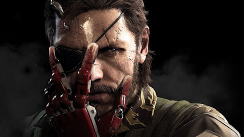 Trailer de lançamento de Metal Gear Solid 5