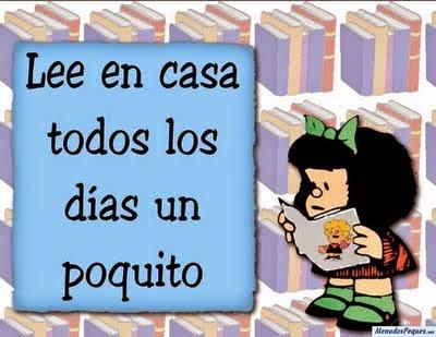 Lee en casa