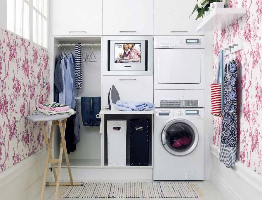 Interior Design Ideas: Laundry Room Design Tips | Interior Design ...