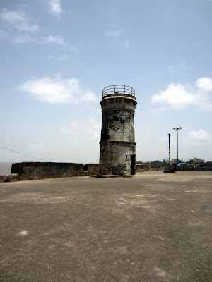 Old Light house Daman