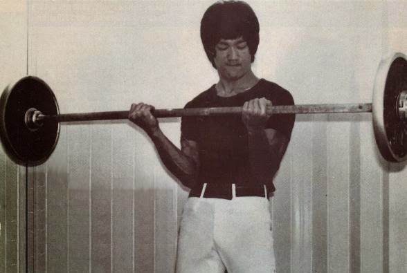 Bruce Lee Extreme Workout routine & Diet