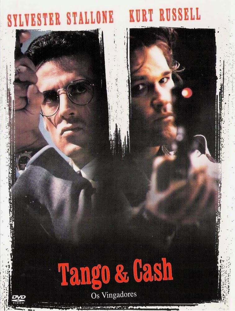 Tango e Cash: Os Vingadores – Dublado (1989)