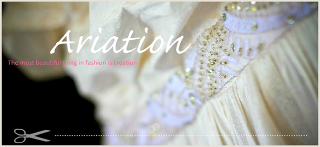 Ariation- Sewing creations
