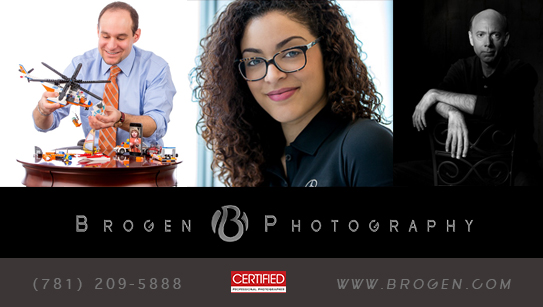 Business Portraits, Executive Portraits