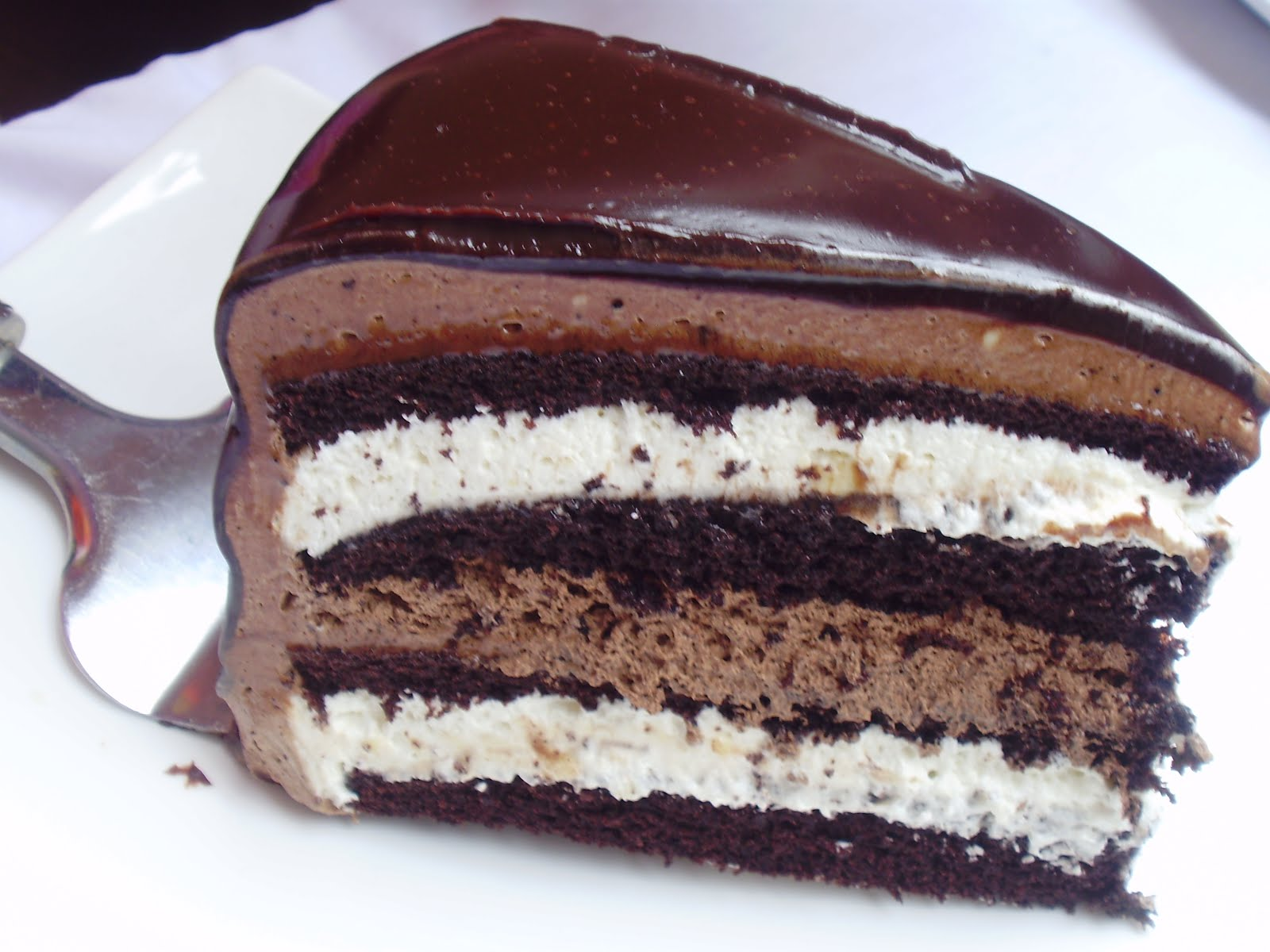KELAS CHOCOLATE INDULGENCE CAKE