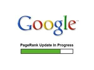 Update pagerank agustus 2012