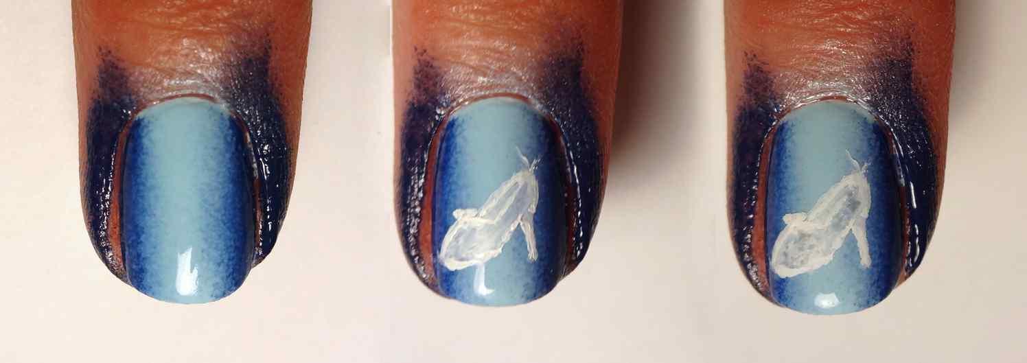 Glass Slipper Nail
